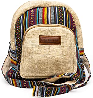 Mini Backpack Boho Hippy Bag(Color), Color, Size One_Size