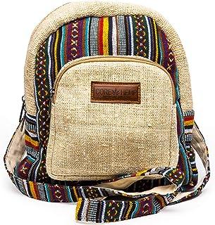 Mini Backpack Boho Hippy Bag(Color), Color, Size One_Size