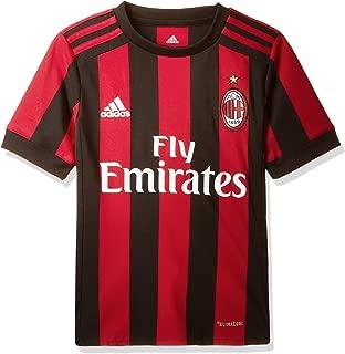adidas 2017-2018 AC Milan Home Shirt (Kids)