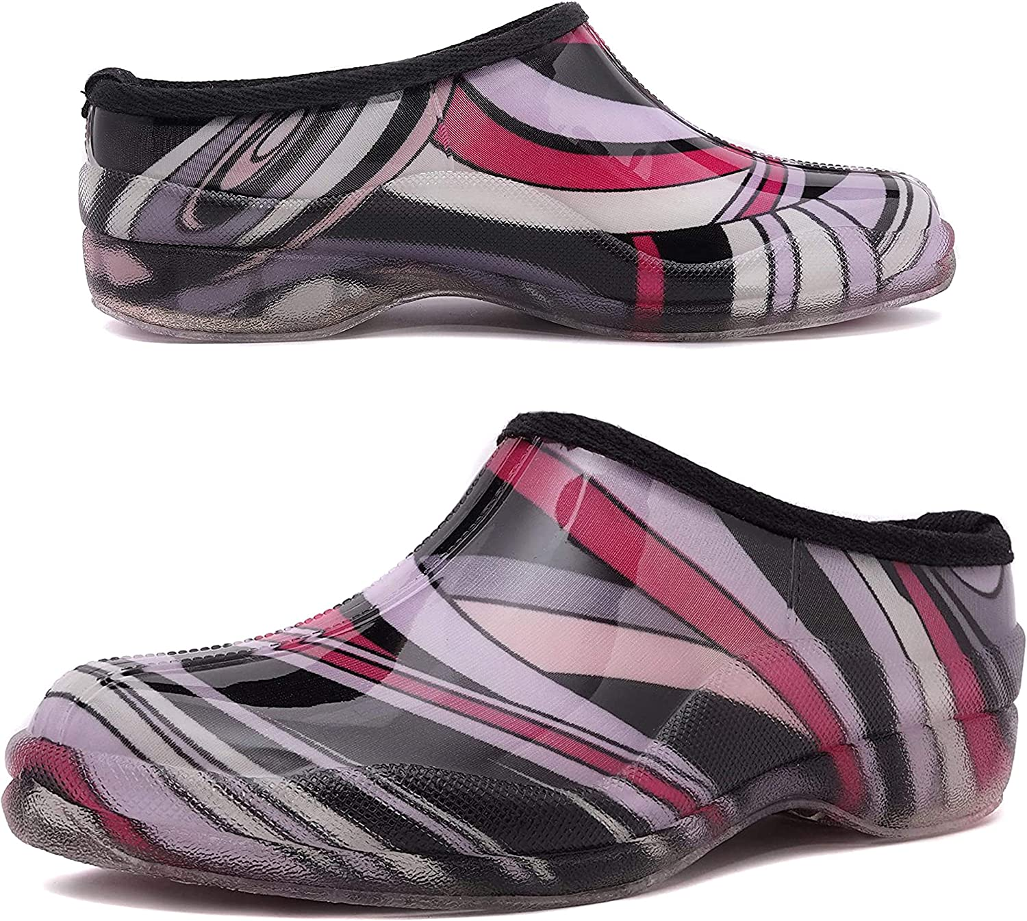 Charles Albert Waterproof Clogs for Ank Fleece Liner sold out Omaha Mall with Women
