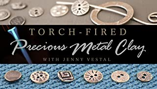 Torch-Fired Precious Metal Clay