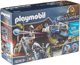 Playmobil Novelmore Water Ballista with Knights Playset