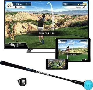 PhiGolf WGT Edition 2019 Mobile and Home Smart Golf Game Simulator