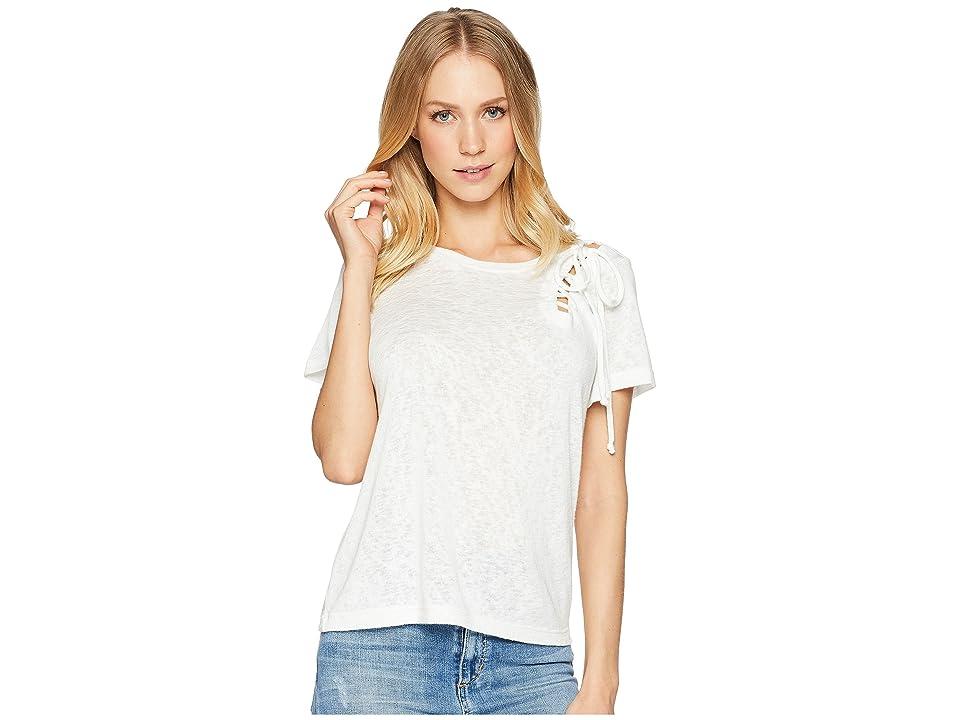 LNA Vallis Tee (White) Women