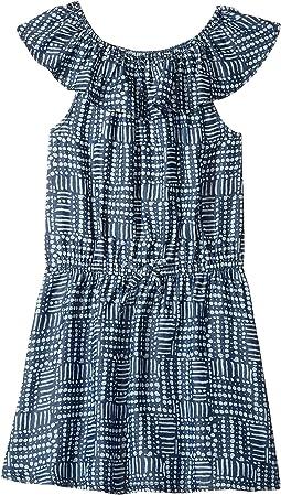 Printed Tencel Dress (Big Kids)