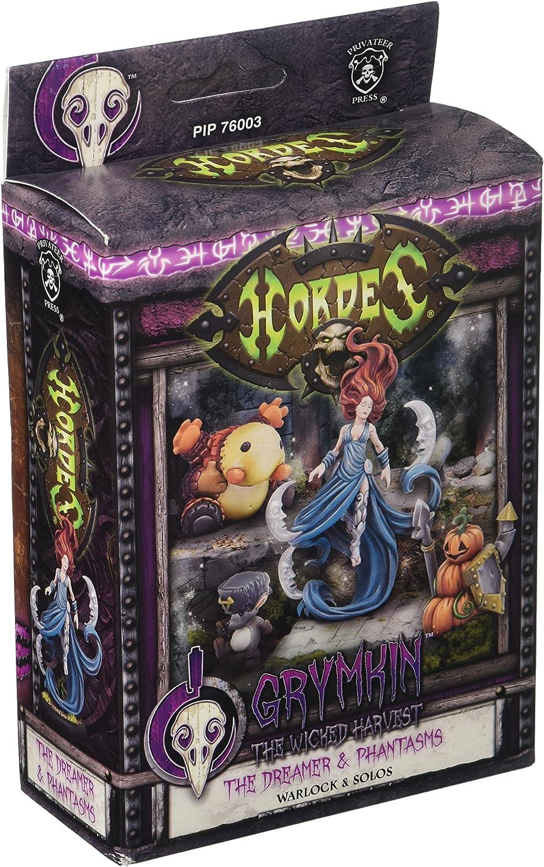 Privateer Press Grymkin: The Dreams P Phantasms Sale Ultra-Cheap Deals SALE% OFF Miniature Game