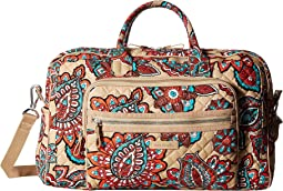 Vera Bradley - Iconic Compact Weekender Travel Bag