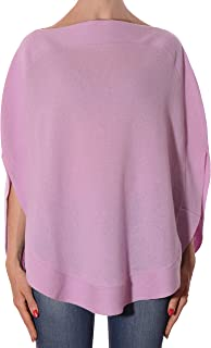 Poncho Ovale in 100% Cashmere
