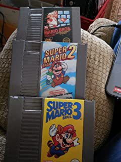 Super Mario Bros 1, 2 & 3 Collector's Set