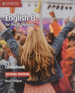 English B for the IB Diploma Coursebook with Cambridge Elevate Edition
