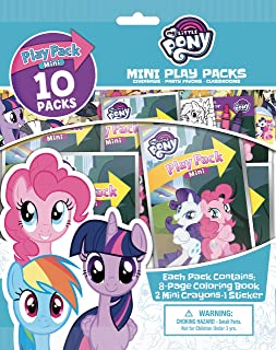 Bendon My Little Pony 10 Mini Play Packs