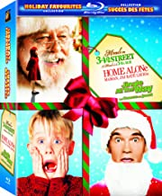 Christmas Favorites Collection Miracle on 34th Street, Home Alone, Jingle All the Way