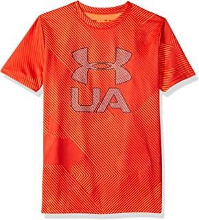 6abbaef91 Under Armour Boys' Printed Crossfade T-Shirt