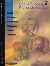 ادبیات معاصر پیانو ، Bk 2 (کتابخانه Frances Clark برای دانشجویان پیانو)