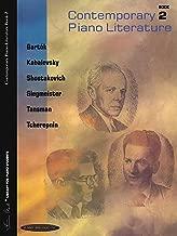 Contemporary Piano Literature, Bk 2 (Frances Clark Library for Piano Students)