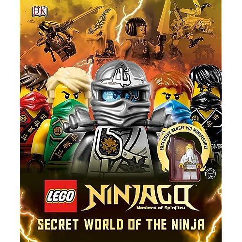 LEGO NINJAGO: Secret World of the Ninja: Beth Landis Hester ...