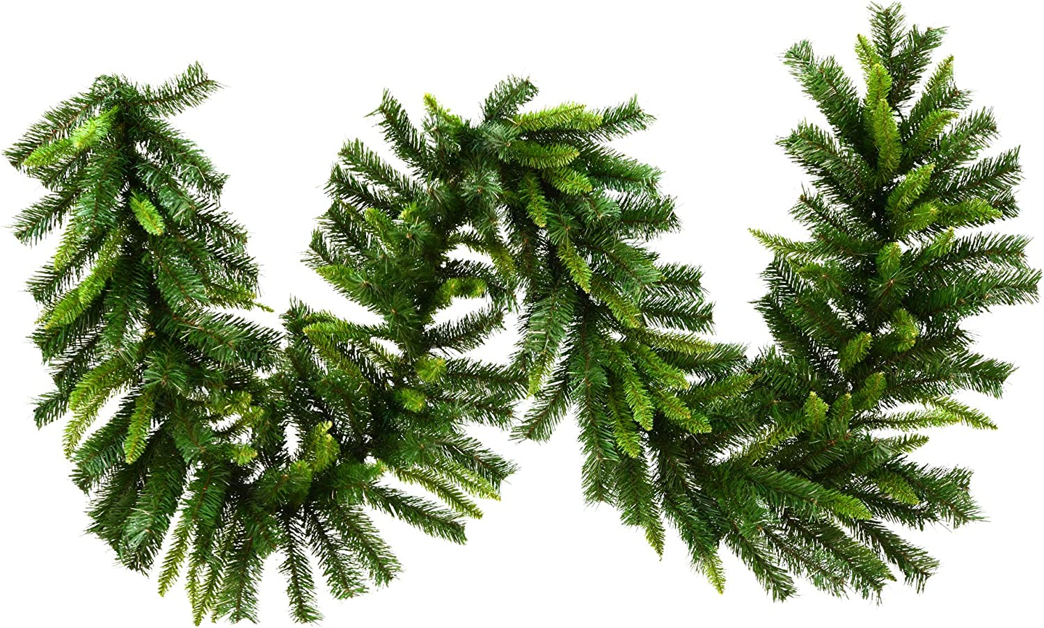Vickerman Large special price 50' Imperial Pine Unlit Garland Artificial Max 43% OFF Christmas