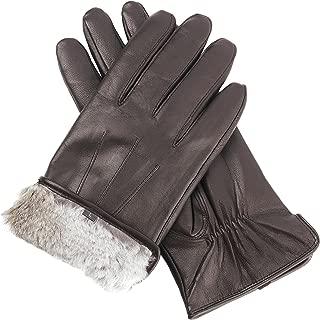 Best men's rabbit fur gloves Reviews