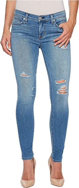 Hudson Krista Ankle Super Skinny Jeans in No Tears