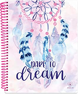 """Daisy by bloom daily planners 2019-2020 Academic Year Student Day Planner (August 2019 - July 2020) - Elementary Through Middle School Monthly & Weekly Calendar Agenda Book - 7"""" x 9"""