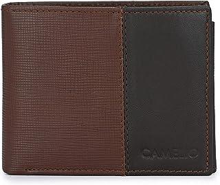 Camelio Brown Men's Wallet (CAM-BL-063)