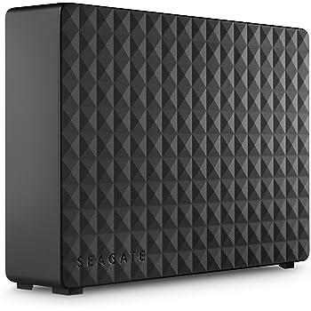 Seagate Expansion Desktop 16TB External Hard Drive HDD - USB 3.0 for PC Laptop, 1-year Rescue Service (STEB16000402) Black