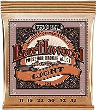 Ernie Ball Earthwood Phosphor Bronze Light (11-52) Acoustic Guitar Strings (P02148)