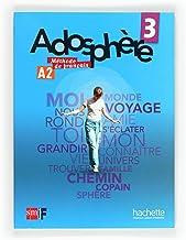 Méthode de français 3. Adosphère - 9788467545784