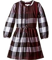Burberry Kids - Cassie Check Dress (Little Kids/Big Kids)