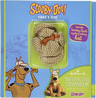 Scooby-Doo Finds A Clue Hallmark Interactive Story Book 4