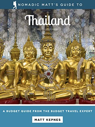 Nomadic Matt's Guide to Thailand (2019 Edition) (English Edition)