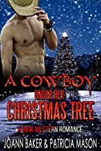 A Cowboy Under Her Christmas Tree (A BBW Holiday Western Romance)