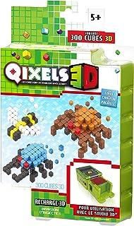 Kanaï Kids–kk87052–qixels 3D–Recambios Invasion de Insectos