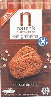 Nairn's Gluten Free Oat Grahams, Chocolate Chip, 5.64 Ounce