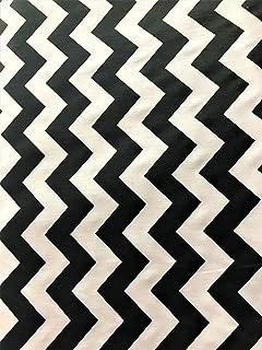 Best chevron cotton fabric Reviews