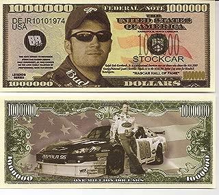Dale Earnhardt Jr. $Million Dollar$ Novelty Bill Collectible
