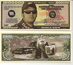 Dale Earnhardt Jr. $Million Dollar$ Novelty Bill Collectible