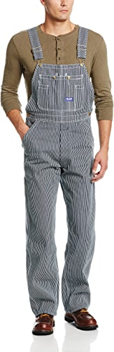 Walls - - 94031 Big Smith Hickory Stripe Salopette pour Hommes