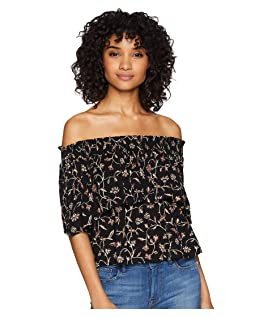 In Your Dreams Woven Top