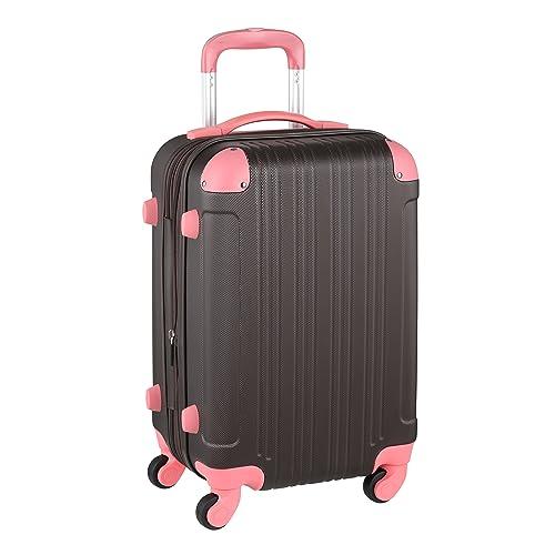 520509f5c0 スーツケース キャリーケース キャリーバッグ 機内持込 S M L ファスナー 傷が目立ちにくい TSA