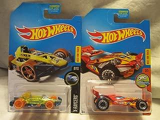 Hot Wheels Treasure Hunt Arrow Dynamic & Blade Raider 1:64 Scale Die-Cast 2 Car Bundle!