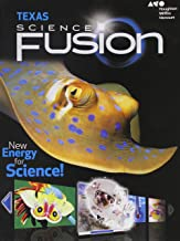Science Fusion Texas: Student Edition Grade 4 2015 - soft workbook