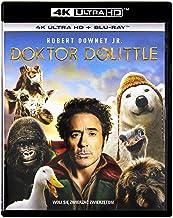 Dolittle 4K UHD [Blu-Ray] [Region Free] (IMPORT) (No hay versión española)
