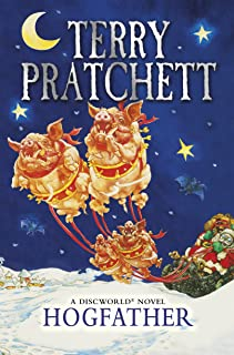 Hogfather: (Discworld Novel 20) (Discworld series)