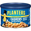 Planters Cashew Halves & Pieces, Lightly Salted, 8 Ounce Canister