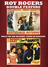 Billy the Kid Returns/Come On Rangers Double Feature