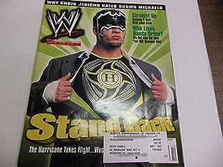 WWE Magazine Who Likes Randy Orton? 2003