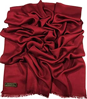 Solid Color Design Fringe Shawl Seconds Scarf Wrap Stole Throw Pashmina Pashminas NEW