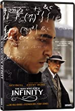 Best the man who knew infinity dvd Reviews