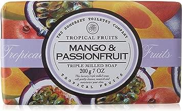 Mango Passion Fruit 200 G Wrapped Soap Bar Tropical Fruits